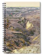 Amidon April Prairie Reverie Spiral Notebook