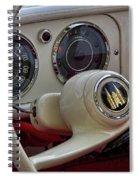 Amphicar 770 Car Boat Spiral Notebook