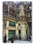 An Attraction Spiral Notebook