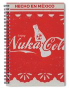 An Ice Cold Nuka Cola - Fallout Universe Spiral Notebook