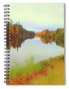Androscoggin River, 13 Mile Woods Spiral Notebook