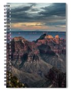 Angel Point Spiral Notebook