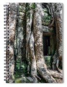 Angkor Roots Spiral Notebook