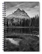 Antorno Lake II Spiral Notebook