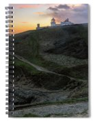 Anvil Point - England Spiral Notebook
