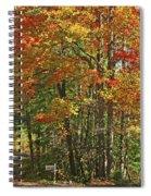 Appalachian Backroads Spiral Notebook