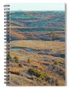 April Badlands Enchantment Spiral Notebook
