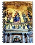 Apse Spiral Notebook