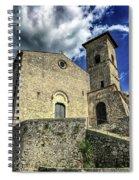 Aquino Chiesa Spiral Notebook