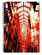 Architecture Interior 2 Spiral Notebook