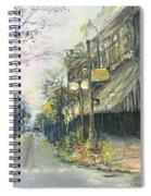 Argenta This Is Not Alices Restaurant Spiral Notebook