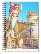 Ariel, The Little Mermaid, Walt Disney World Spiral Notebook