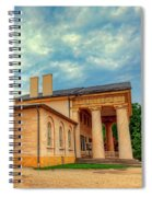 Arlington House Spiral Notebook