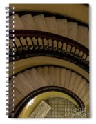 Arlington Stairs Layers Spiral Notebook