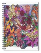 Armadillo Dreams Spiral Notebook