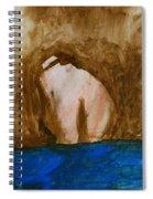 Arse Spiral Notebook