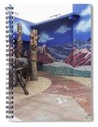Artistic Iron Works Spiral Notebook