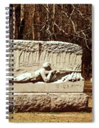 15th Us Infantry Spiral Notebook