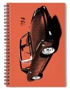 914 Spiral Notebook