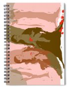 Within The Trees Spiral Notebook