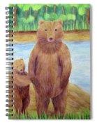 Bears Spiral Notebook