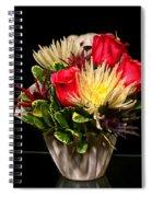 Friendship Bouquet Spiral Notebook
