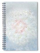 Dream A Little Dream In Sparkle Spiral Notebook
