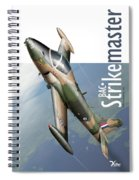 Strikemaster Spiral Notebook
