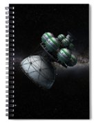 Daedalus Interstellar Spiral Notebook