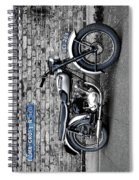 Triumph Tiger Cub Spiral Notebook