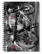 Original Cafe Racer Spiral Notebook