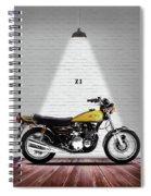 Kawasaki Z1 Spiral Notebook