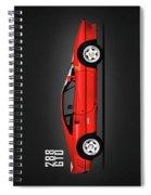 Ferrari 288 Gto Spiral Notebook