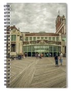Asbury Park Convention Hall Spiral Notebook