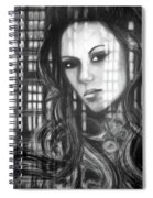 Ashlyn Spiral Notebook