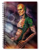 Assimilation Spiral Notebook