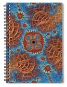 Assimilation In Progress Spiral Notebook