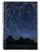Astroscapes 0 Spiral Notebook