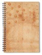 Atlantic Codex - Codex Atlanticus, F 33 Recto Spiral Notebook