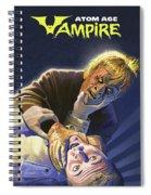 Atomic Vampire Spiral Notebook