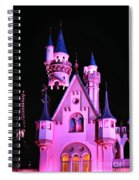Aurora's Castle Spiral Notebook