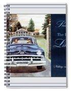 Automotive Art 70 Spiral Notebook