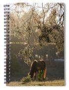 Autumn Feelings 2  Spiral Notebook