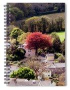 Spring In Mylor Bridge Spiral Notebook