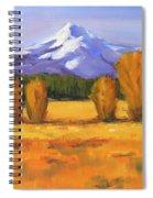 Autumn Mountain Spiral Notebook