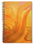Autumn Transformation Spiral Notebook