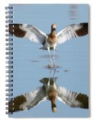 Avocet Landing Spiral Notebook