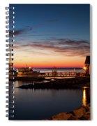 Awaken Spiral Notebook