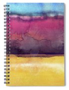 Awakened 6- Art By Linda Woods Spiral Notebook