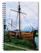 Aye Aye Captain Spiral Notebook